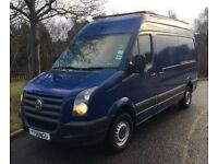 2007/56 Volkswagen Crafter 2.5 TDI cr35 mwb✅CLEAN VAN✅GOOD ENGINE✅