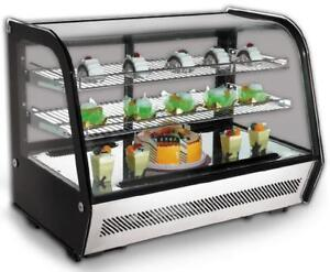 Bakery Show Cases - Refrigerated Pastry and Cake Display Cases - New