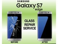 Samsung S7 edge, s8 screen repair service £95