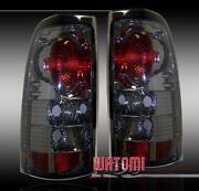Silverado Smoked Tail Lights
