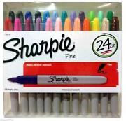 Sharpie 24 Pack