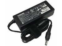 GENUINE TOSHIBA 19V 3.95A PA3715E-1AC3 N17908 V85 LAPTOP CHARGER ADAPTER