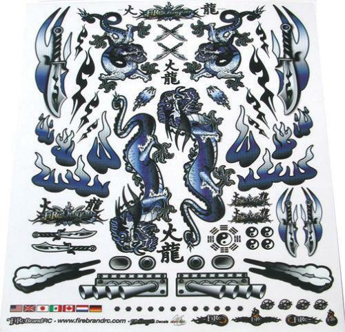 RC Decals 1 10