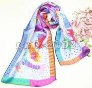 Silk Scarf China