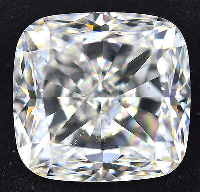 2 carat Cushion cut Diamond GIA report F color VS1 clarity excellent loose