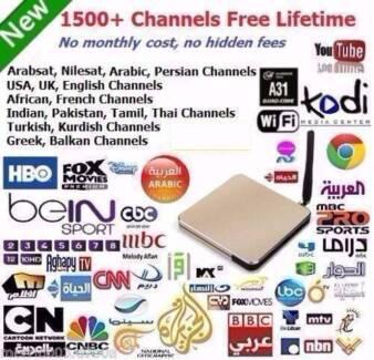 Lifetime HVAXIN Arabic Europe's+Turkish+English HD IPTV Gold Box Langford Gosnells Area Preview