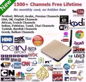 Lifetime HVAXIN Arabic Europe's+Turkish+English HD IPTV Gold Box Langford Gosnells Area Preview