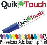 Toyota Touch Up Paint Silver