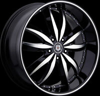 NEW! 22 RIMS/TIRES charger magnum 300c CHALLENGER RANGE ROVER