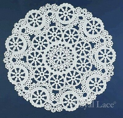 Royal Lace Medallion 8