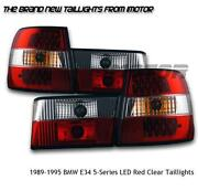 E34 Tail Lights