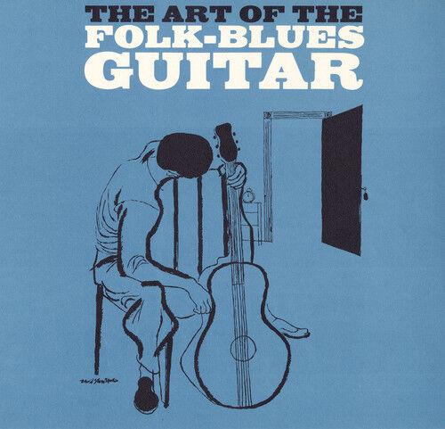 Jerry Silverman - The Art of the Folk-Blues Guitar: Jerry Silverman [New CD]