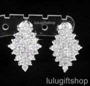 Swarovski Stud Earrings