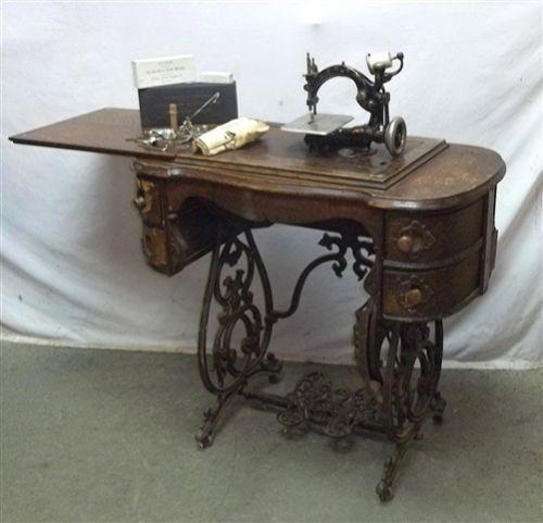 Eldredge Sewing Machine Ebay