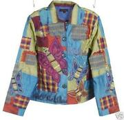 Silk Jacket