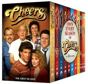 Cheers The Complete Series Brand New Sealed