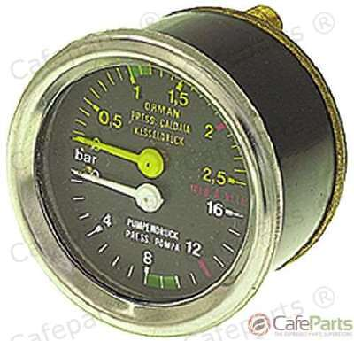 Boiler-pump Pressure Gauge 60 Mm