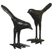 Primitive Black Bird
