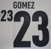 DFB Trikot Gomez