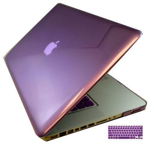 White Macbook Cover : Macbook white unibody case ebay