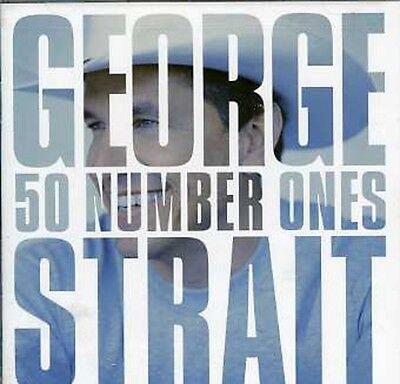George Strait   50  1S  New Cd