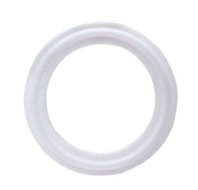 Sanitary Gasket 6 Teflon 500 F Tri Clamp Ferrule Ptfe Pipe Fitting