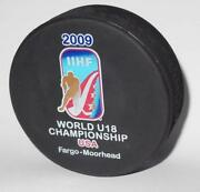 USA Hockey Puck