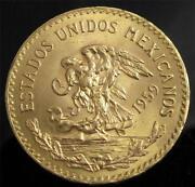 20 Pesos Gold Coin