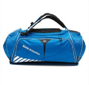 BMW-Royal-Blue-All-Around-Sports-Bag-Gym-Duffle-Travel-Triathletes-New ...