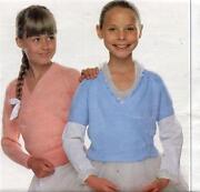 Ballet Cardigan Pattern