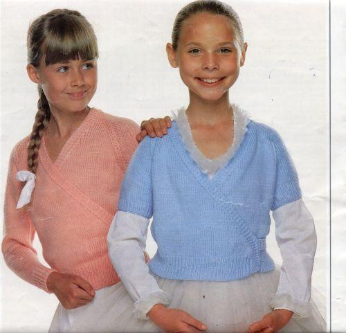 Ballet Cardigan Pattern Ebay
