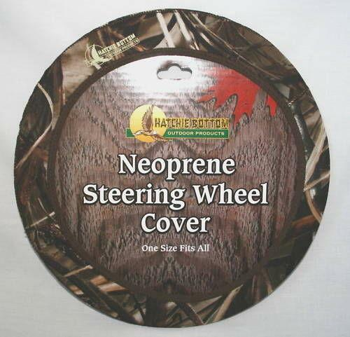 Realtree Steering Wheel Cover Ebay
