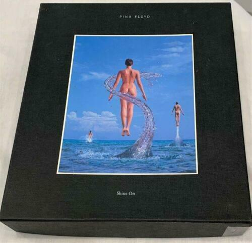 Pink Floyd - Shine On 5 CD ,8 Postcards, and Hard Cover Book