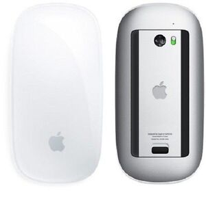 Apple MB829LL/A Bluetooth Wireless Optical Multi-Touch Laser Magic Mouse