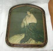 Antique Framed Victorian Prints