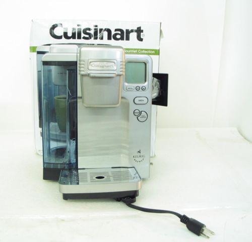 Cuisinart Keurig Coffee Maker Ebay