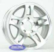 4 Lug Trailer Rims