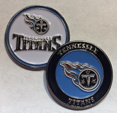 New NFL Tennessee Titans Golf Ball Marker