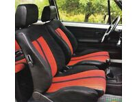 MK1 VW Golf seats wanted