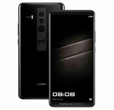 "Huawei Husband 10 Porsche Design 256GB 6"" Dual 12MP Angry Phone USA FREESHIP*"