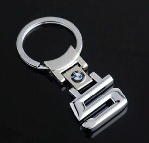BMW, Audi, Mercedes Logo Key Ring, 3 Series, 5 Series & 7 Series