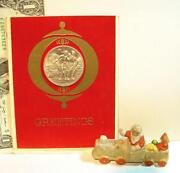 Franklin Mint Christmas Coin