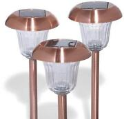 Copper Solar Lights