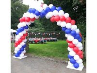 AJ's Balloon Decor - Wonderful Helium & Air-Filled Balloon Decor - delivered to your door!