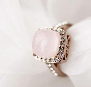 c06c45182 Swarovski Crystal Ring   eBay