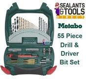 Metabo Screwdriver Bit Set