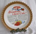 Recipe Pie Plate