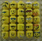 Lego Male Head