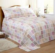 Double Patchwork Quilt