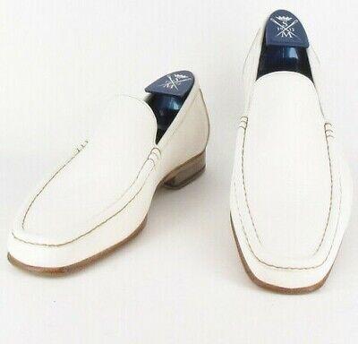 Sutor Mantellassi Zapatos Blancos Talla 8 ( Ee. Uu. ) / 7...
